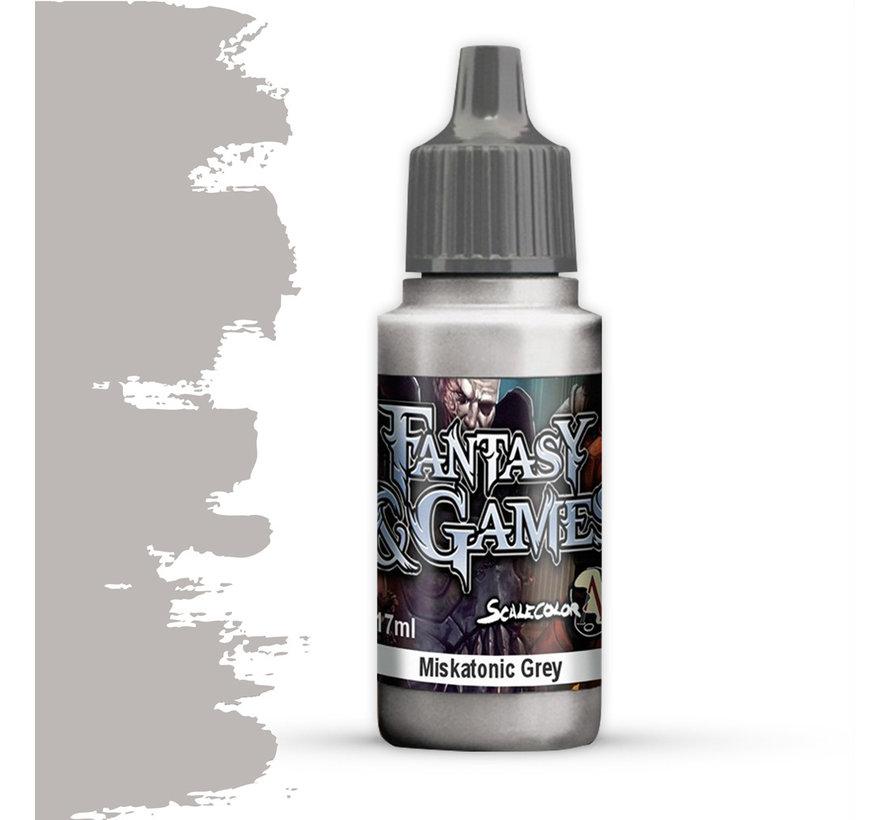 Miskatonic Grey - Fantasy & Games - 17ml - SFG-47