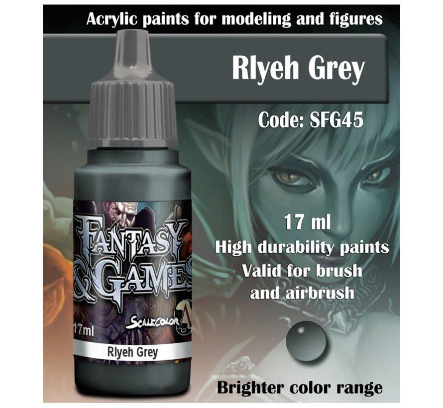 Rlyeh Grey - Fantasy & Games - 17ml - SFG-45