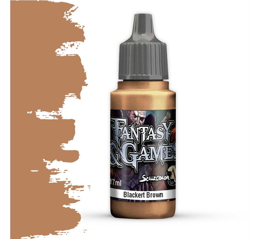 Blackert Brown - Fantasy & Games - 17ml - SFG-40