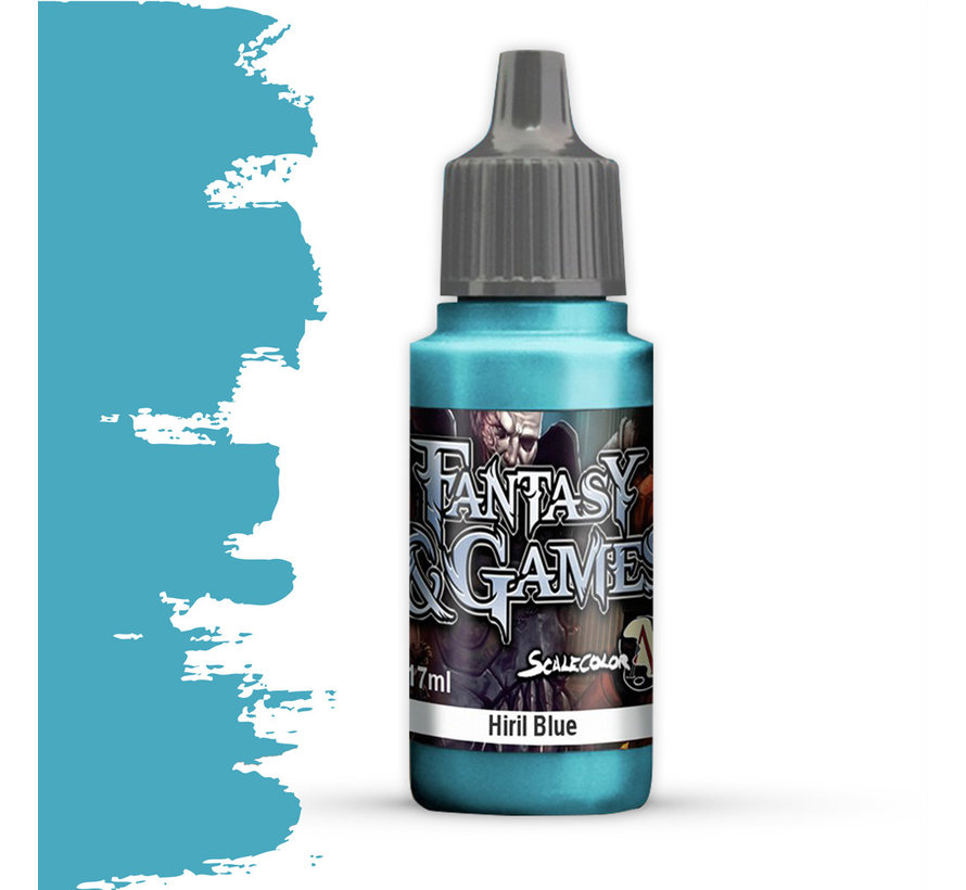 Hiril Blue - Fantasy & Games - 17ml - SFG-33