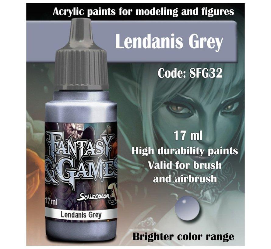 Lendanis Grey - Fantasy & Games - 17ml - SFG-32
