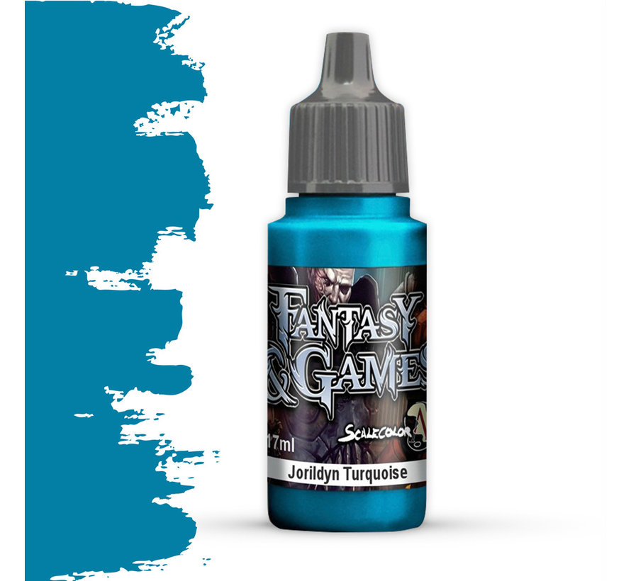 Jorildyn Turquoise - Fantasy & Games - 17ml - SFG-31