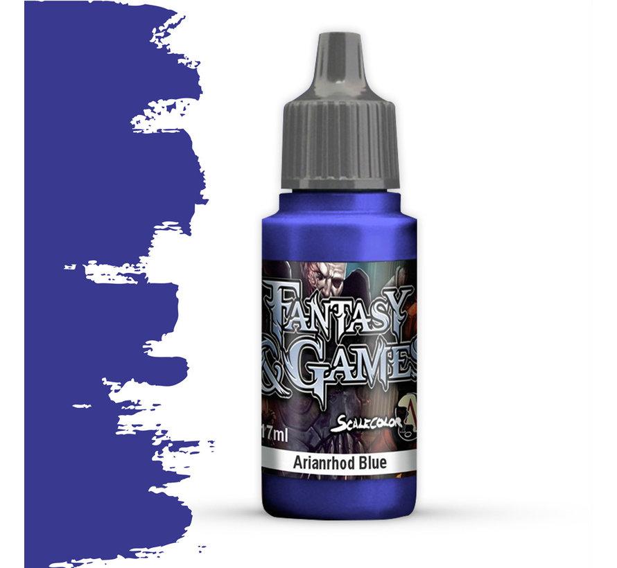 Arianrhod Blue - Fantasy & Games - 17ml - SFG-29