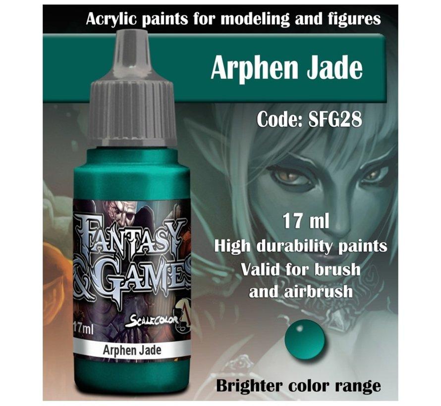 Arphen Jade - Fantasy & Games - 17ml - SFG-28