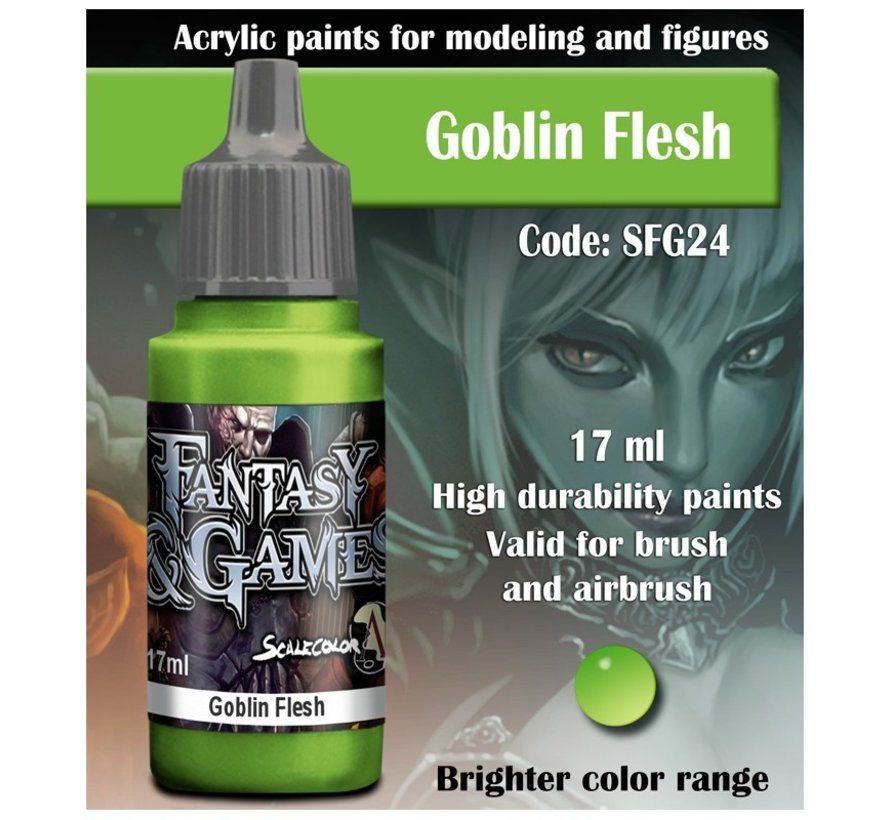 Goblin Flesh - Fantasy & Games - 17ml - SFG-24