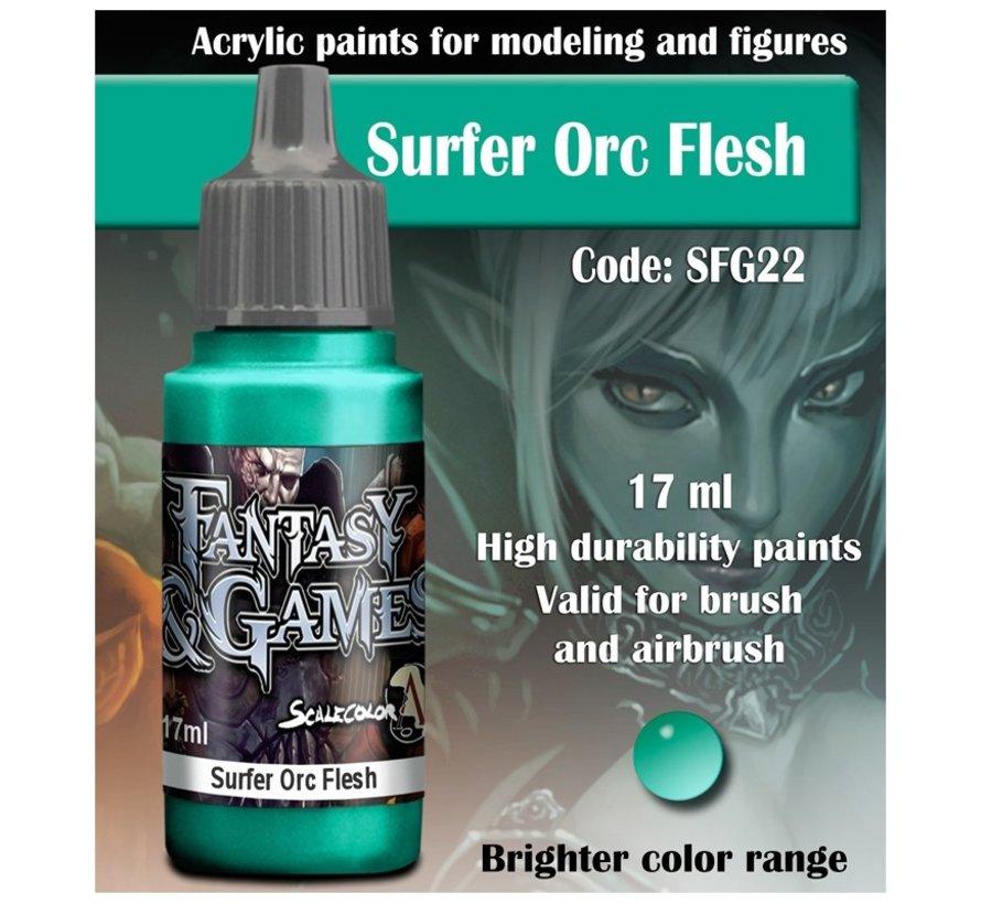 Surfer Orc Flesh - Fantasy & Games - 17ml - SFG-22