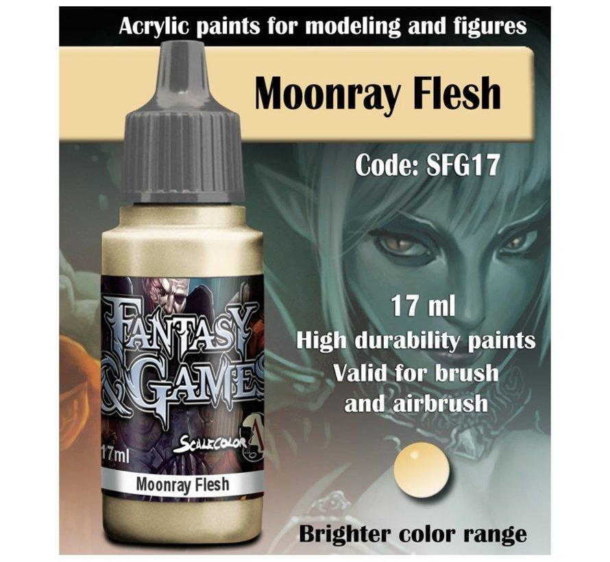 Moonray Flesh - Fantasy & Games - 17ml - SFG-17