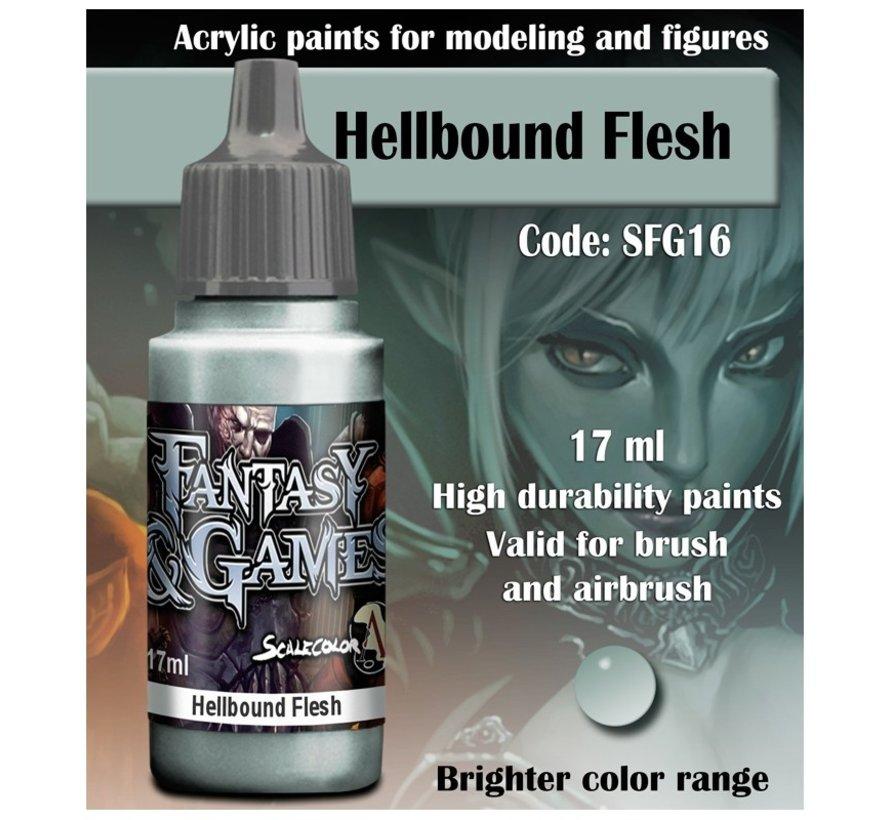 Hellbound Flesh - Fantasy & Games - 17ml - SFG-16