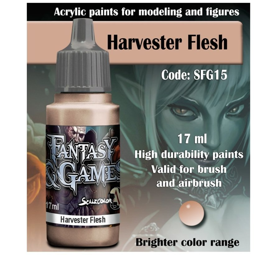 Harvester Flesh - Fantasy & Games - 17ml - SFG-15