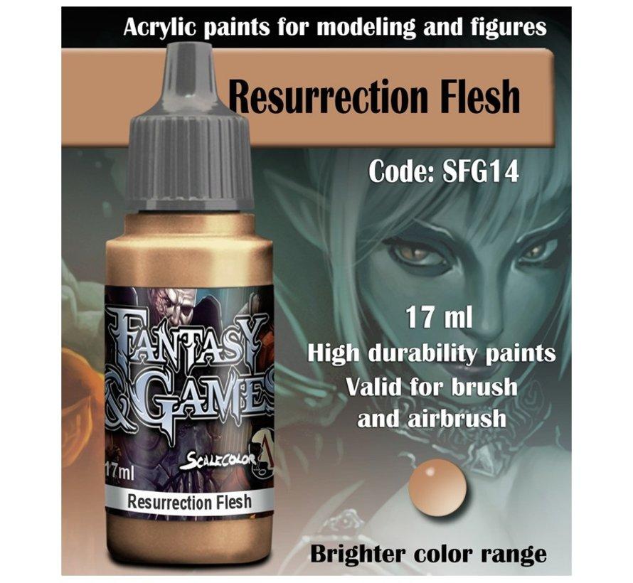 Resurrection Flesh - Fantasy & Games - 17ml - SFG-14