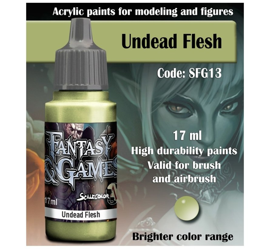 Undead Flesh - Fantasy & Games - 17ml - SFG-13