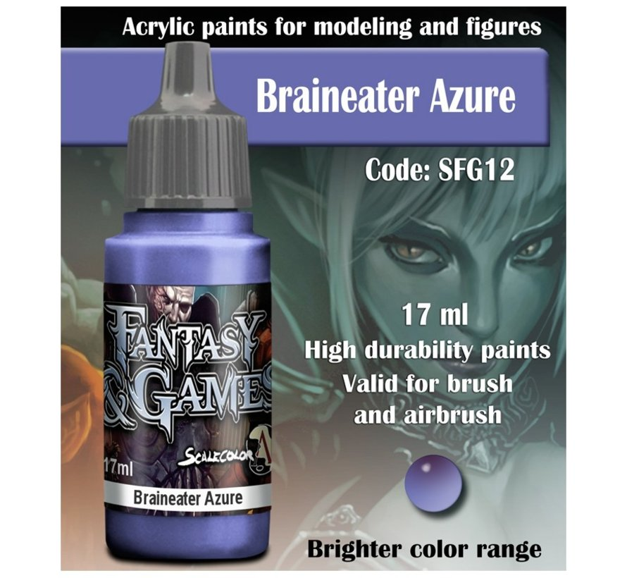Braineater Azure - Fantasy & Games - 17ml - SFG-12