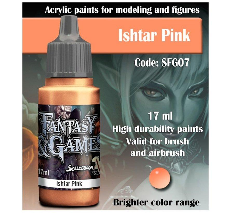 Ishtar Pink - Fantasy & Games - 17ml - SFG-07