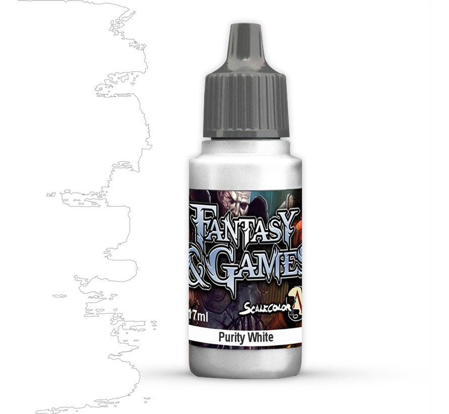 Purity White - Fantasy & Games - 17ml - SFG-01