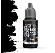 Scale 75 Decay Black - Fantasy & Games - 17ml - SFG-00