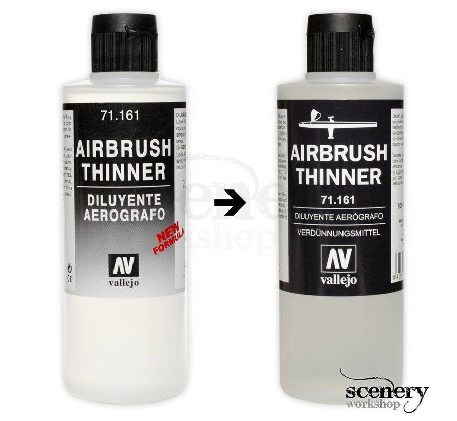 Airbrush Thinner - 200ml - 71161