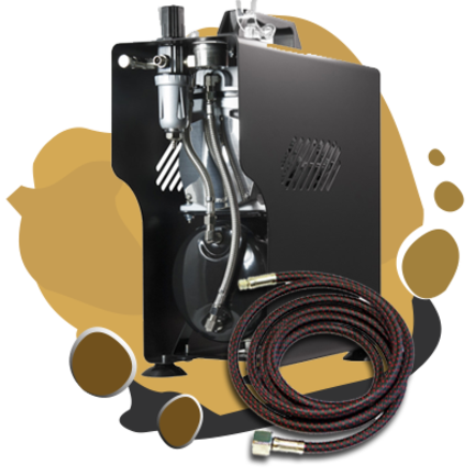 Airbrush compressoren