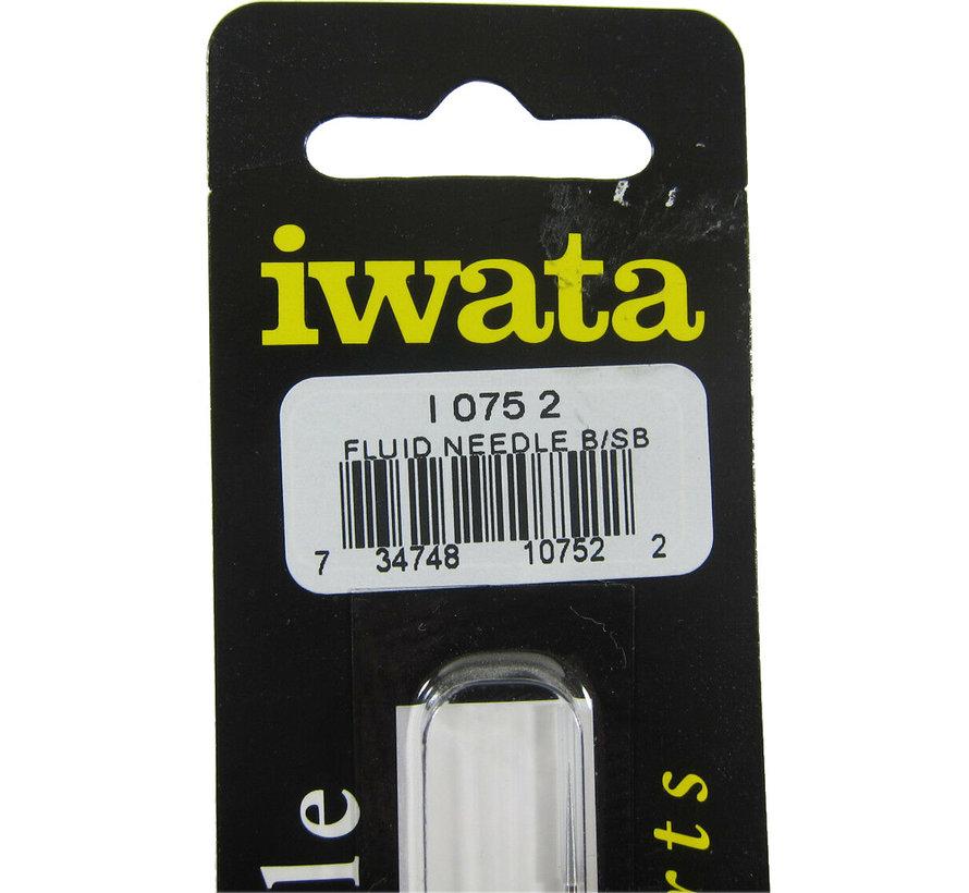 Naald 0,2 mm voor Iwata HP-B+ Airbrush - I-075