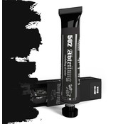 Abteilung 502 Black Modeling Oil Color - 20ml - ABT110