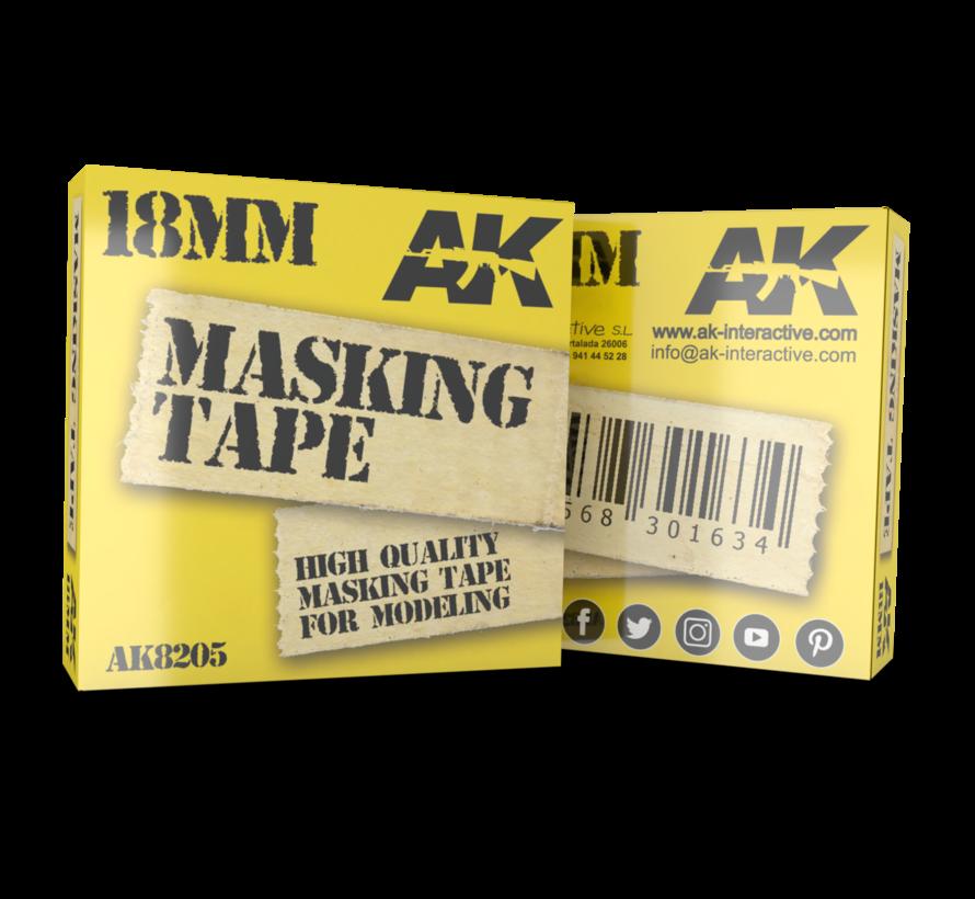 Masking Tape 18mm - AK8205