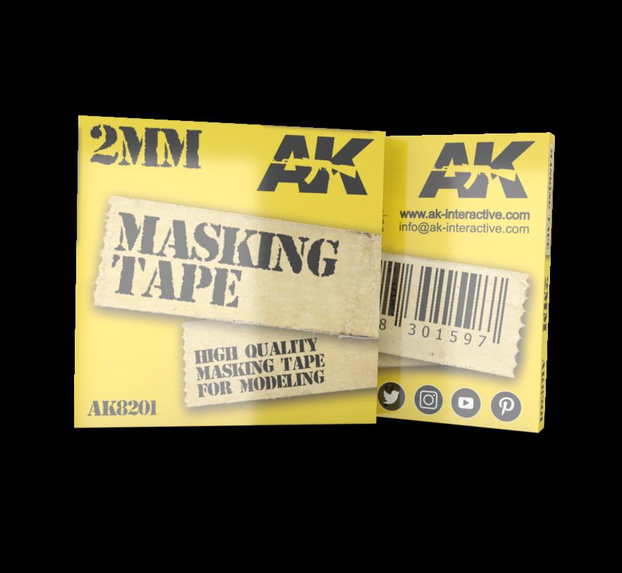Masking Tape 2mm  - AK8201