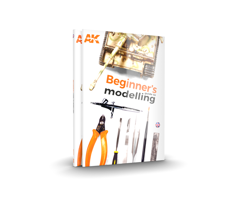 Beginner's Guide To Modelling - English - 140pag - AK251