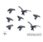 Tabletop-Art Ravens - 8x - TTA601085