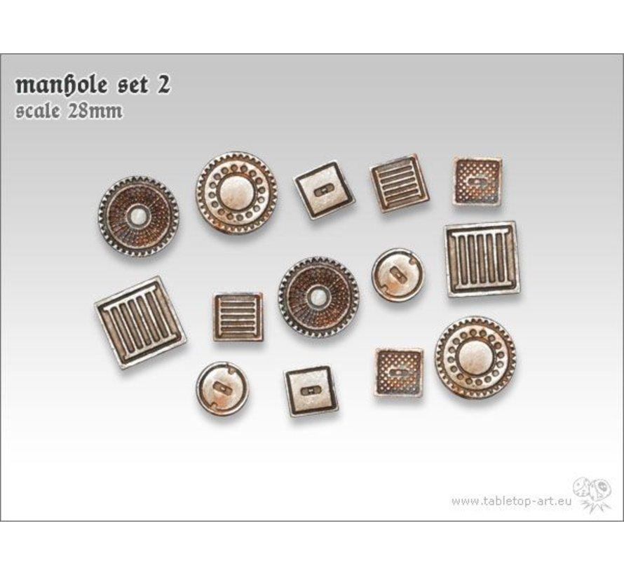 Manhole Set 2 - TTA601042