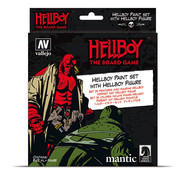 Vallejo Model Color Hellboy - 8 kleuren - 17ml - 70187