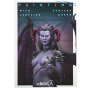 Scale 75 Painting with acrylics Fantasy Busts - 164pag - SEB-006
