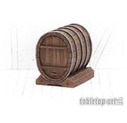 Tabletop-Art Wine Barrel Set 1 - TTA601088