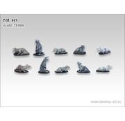Tabletop-Art Rat-Set - TTA601047