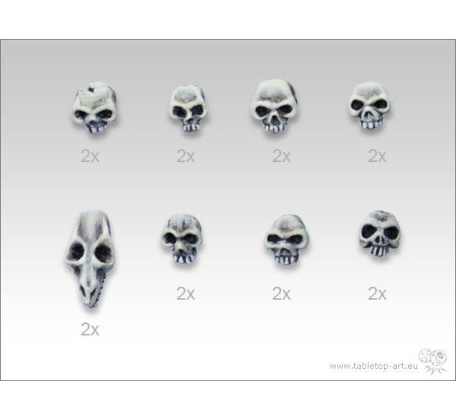 Skull Set - TTA600005