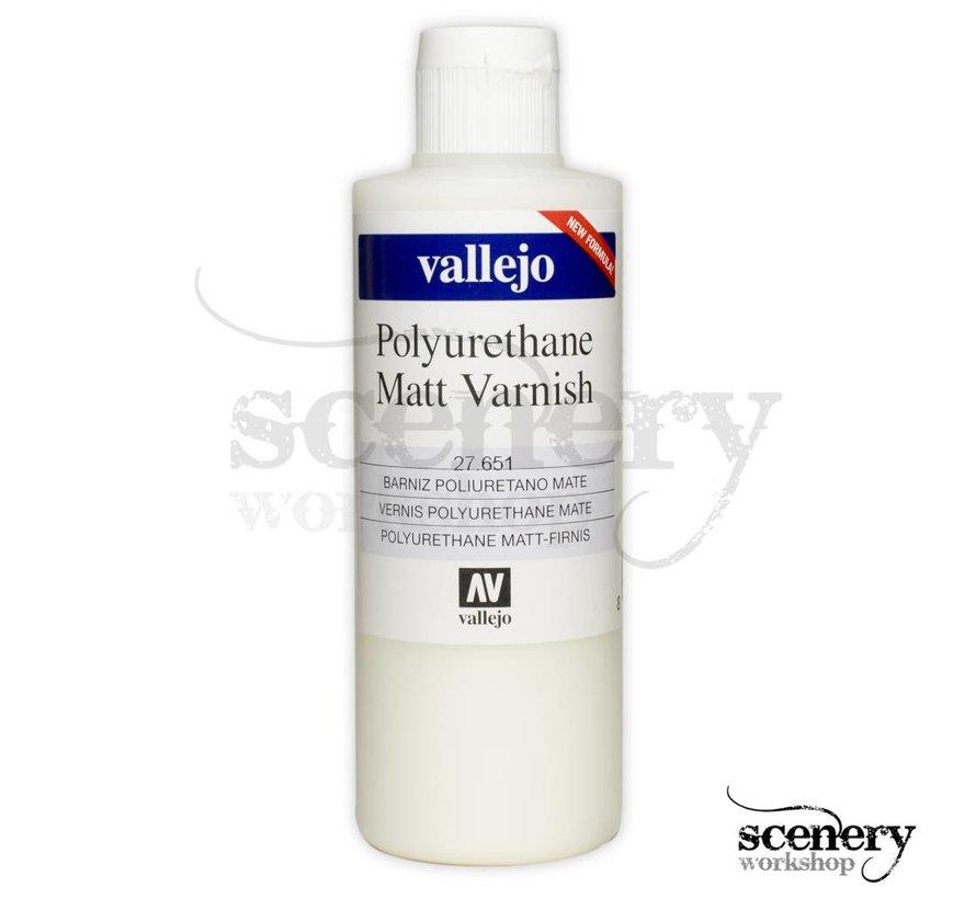 Polyurethane Varnish Matt - 200 ml - 27651