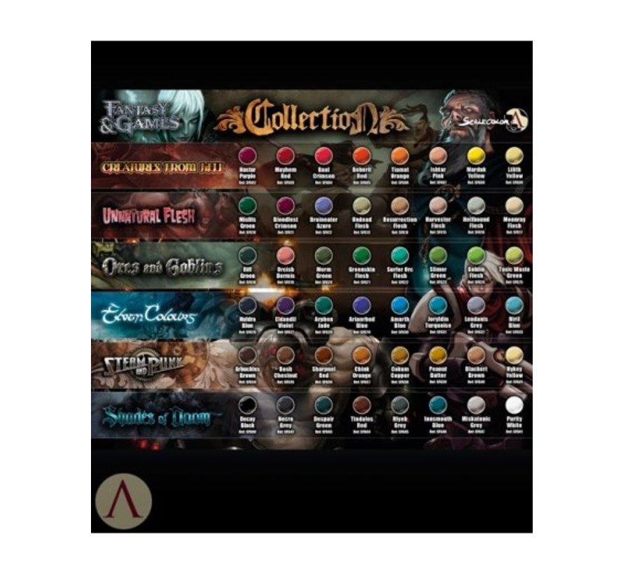 Fantasy & Games Collection - 48 kleuren - 17ml - SSE-020