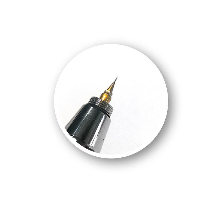 0.3 Mondstuk voor Airbrush Basic Line 0.3 - AK-9002
