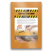 AK interactive Carving Foam - A5 - 228x152x10mm - 1x - AK-8092