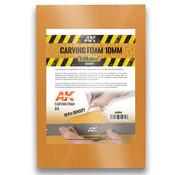 AK interactive Carving Foam - A4 - 305x228x10mm - 1x - AK8094