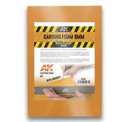 AK interactive Carving Foam - A4 - 305x228x8mm - 1x - AK-8095