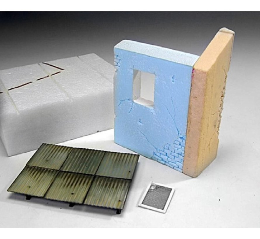 Carving Foam - A5 - 228x152x10mm - 1x - AK-8092