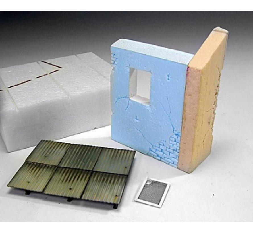 Carving Foam - A4 - 305x228x10mm - 1x - AK8094
