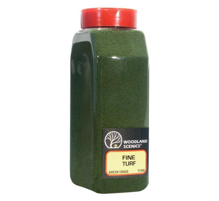 Green Grass Fine Turf Flock Shaker - 945cm³ - WLS-T1345