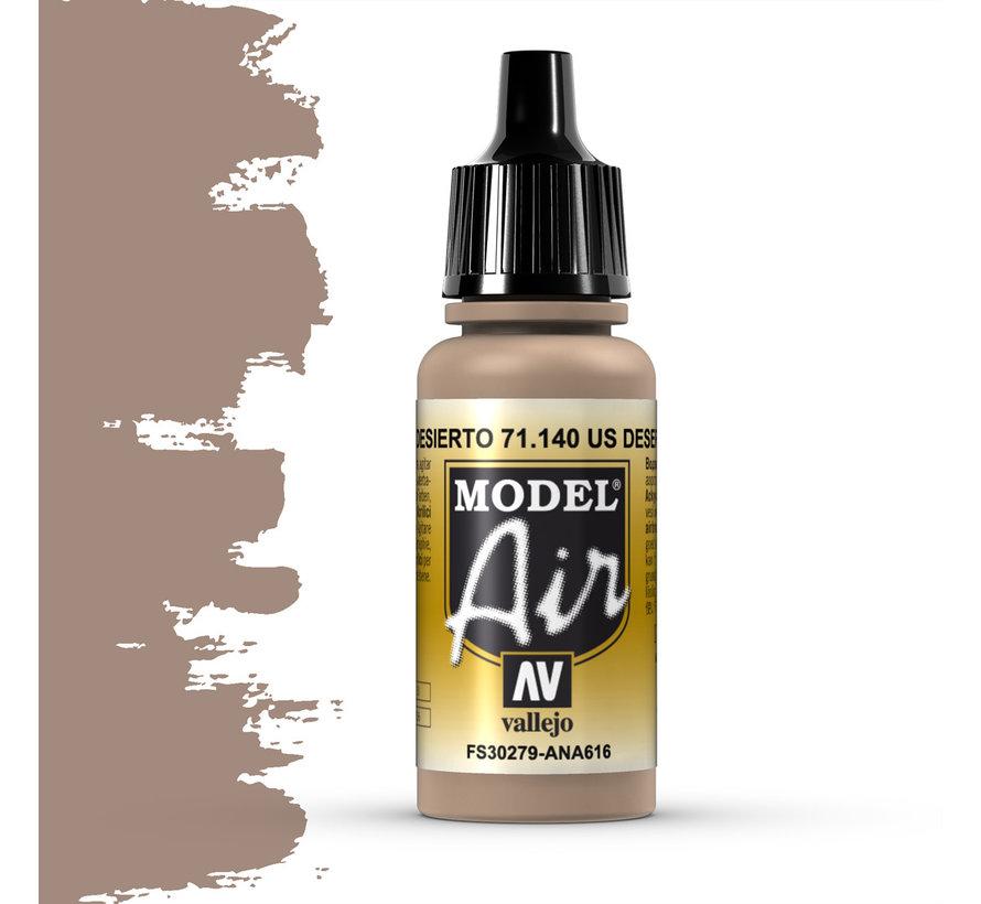 Model Air US Desert Sand - 17ml - 71140