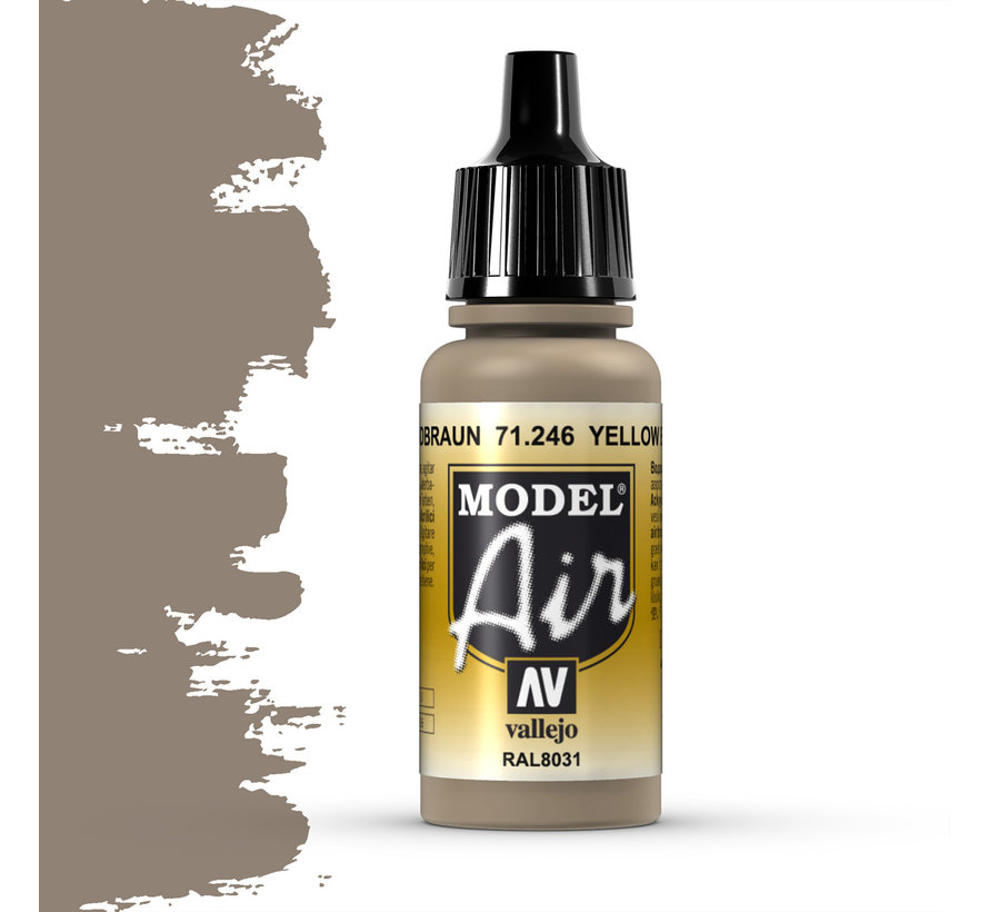 Model Air Yellow Brown - 17ml - 71246
