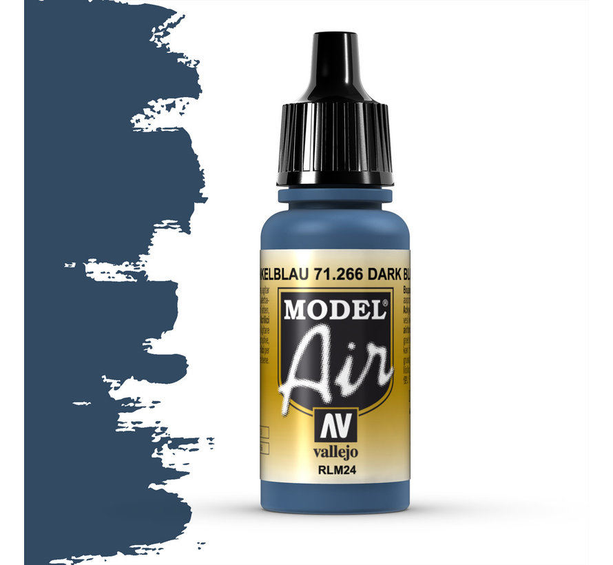Model Air Dark Blue RLM24 - 17ml - 71266