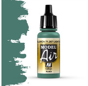 Vallejo Model Air Light Green RLM25 - 17ml - 71267