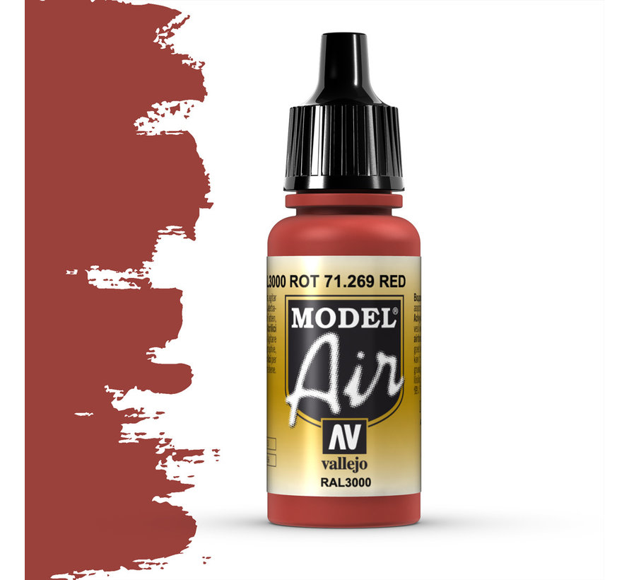 Model Air Red - 17ml - 71269