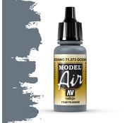 Vallejo Model Air Ocean Gray - 17ml - 71273