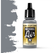 Vallejo Model Air Dark Gull Gray - 17ml - 71277