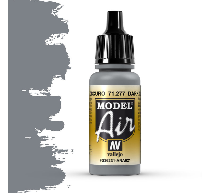 Model Air Dark Gull Gray - 17ml - 71277
